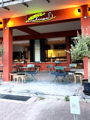 Mahmouds in Frankfurt Bornheim